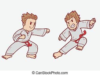 Martial Art.eps