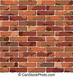 mauerstein, wall., altes , seamless, texture.