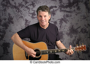 Maurer Gitarrist