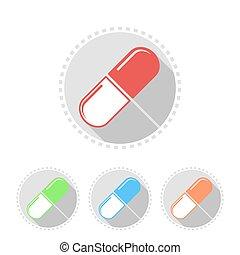 Medikamenten.