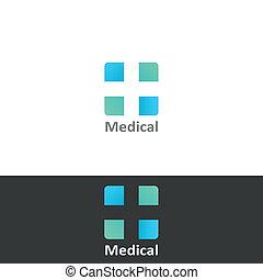 Medizinische Ikone.