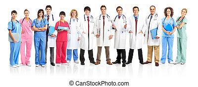 Medizinische Menschen