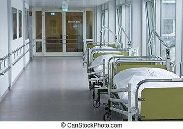 Medizinisches Krankenzimmer