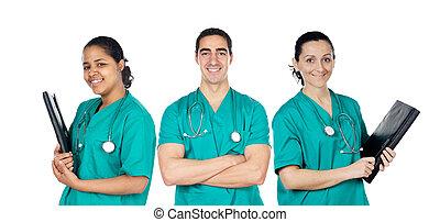 Medizinisches Team