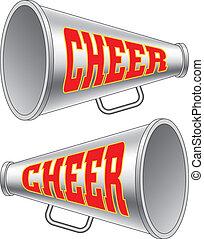Megaphone-Cheer.