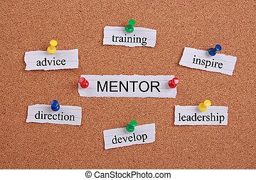 Mentor Konzept.
