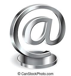 Metall-E-Mail