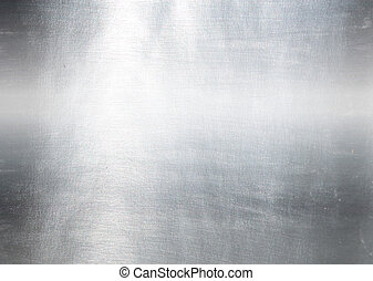 Metallplatte aus Stahl. Hi Res Textur