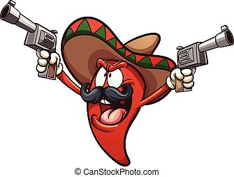 mexikanischer Chili-Pfeffer