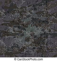 Militärischer Hintergrund mit Kopierraum (Vektor)