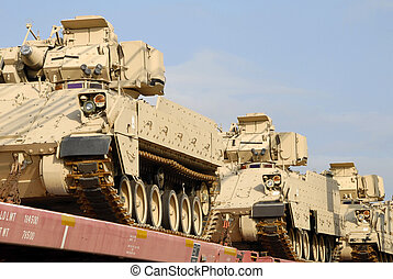Militärtransport