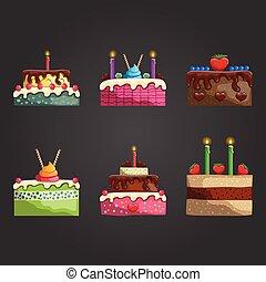 Mit einem anderen Kuchen