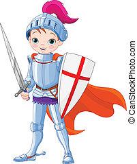 Mittelalter Ritter