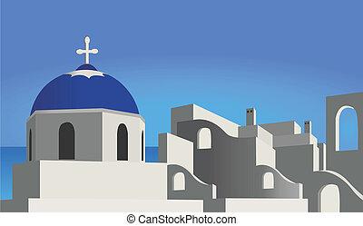 Mittelmeerarchitektur.
