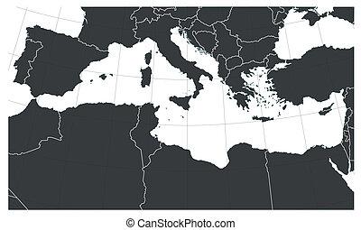 Mittelmeersee