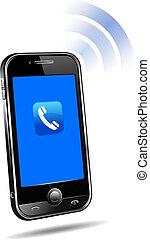 Mobile Telefonverbindungstechnik