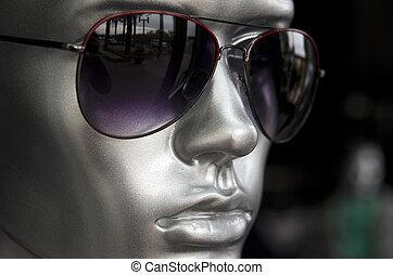 Modemänner Sonnenbrille.