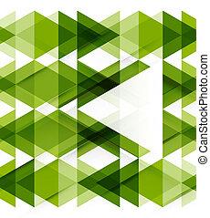 Moderne geometrisches, abstraktes Hintergrundbild