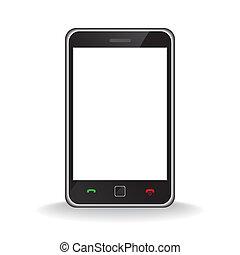 Modernes Smartphone