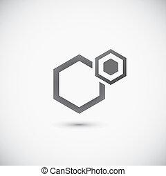 Molekularstruktur