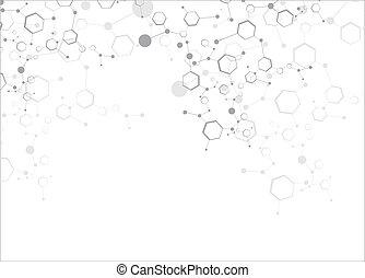 Molekularstrukturen.