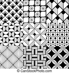 Monochrome abstrakter Hintergrund
