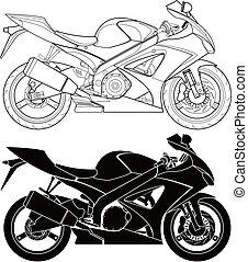 Motorrad.