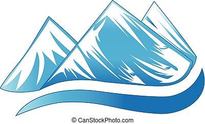 Mountains Logo.