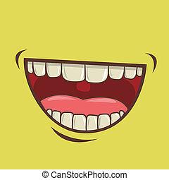 Mouth Design.