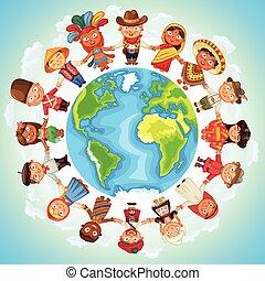 Multikultureller Charakter