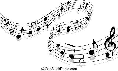 Musik.