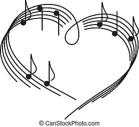 Musik der Liebe.