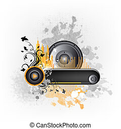 Musik, Grungerahmen