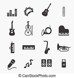 Musik-Ikone.