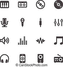 Musik-Ikonen.