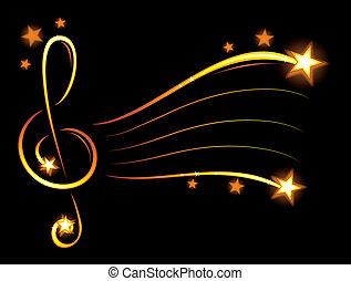 Musik Tapete