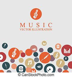 Musikdesign.