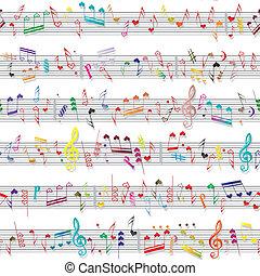 Musikherznote, Klang der Liebe