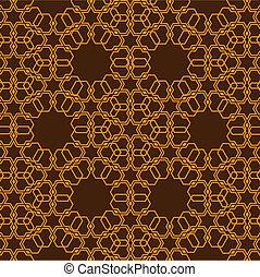 Muster im islamischen Stil