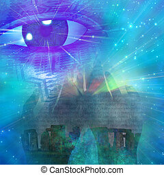 mystisch, symbole