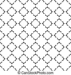 Nahmlose geometrische Muster im islamischen Stil