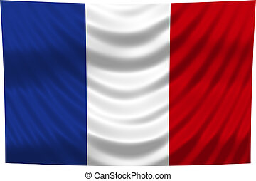 Nationale Flagge