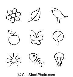 Natur-Ikonen