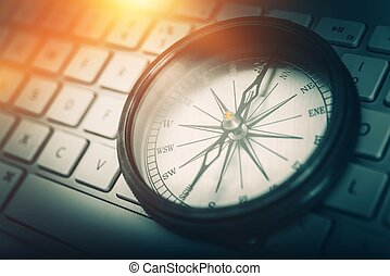 navigationsoffizier, internet
