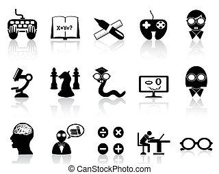 Nerds Icon Set