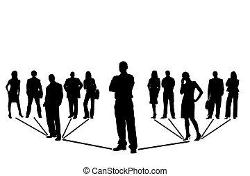Netzwerkteam