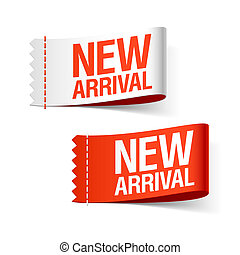 Neue Ankunftsbänder