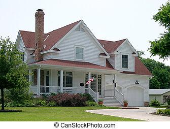 Neues altes Haus