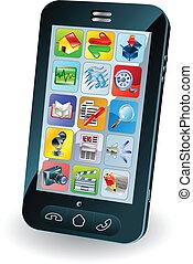 Neues Smart Handy