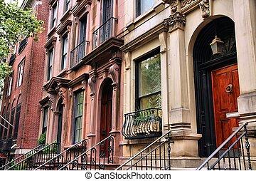 New York Cityhouse.
